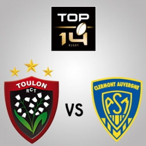 RC TOULON - ASM CLERMONT AUVERGNE @ STADE MAYOL - TOULON