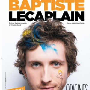 Spectacle BAPTISTE LECAPLAIN