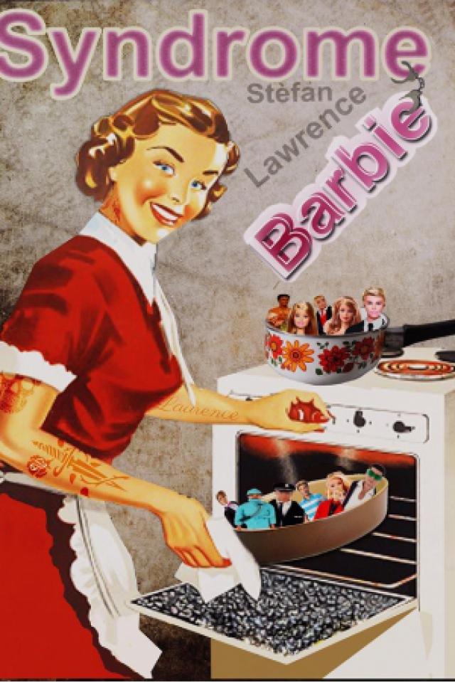 SYNDROME BARBIE @ LA BOITE À RIRE - PERPIGNAN