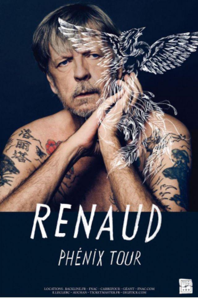 RENAUD - PHENIX TOUR @ Le Kursaal - DUNKERQUE