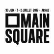 MAIN SQUARE FESTIVAL 2017 - PASS 1 JOUR SAMEDI