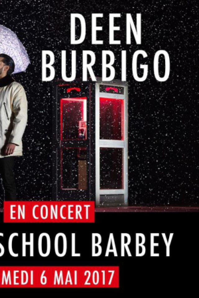 Deen Burbigo + Take A Mic @ Rock School Barbey  - BORDEAUX