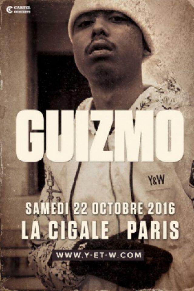 GUIZMO @ La Cigale - Paris