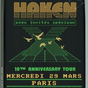 Concert HAKEN