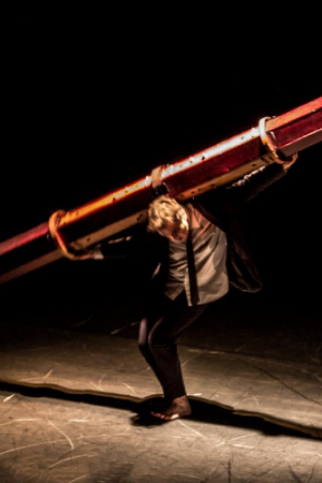 JE N'AI JAMAIS ECOUTE AUCUN SON SANS L'AIMER @ THEATRE DE L'ARCHIPEL - CARRE 12/13 - PERPIGNAN
