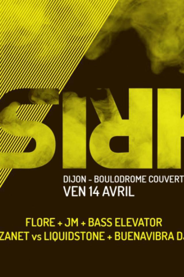 Festival LE SIRK #5 @ Boulodrome couvert - DIJON