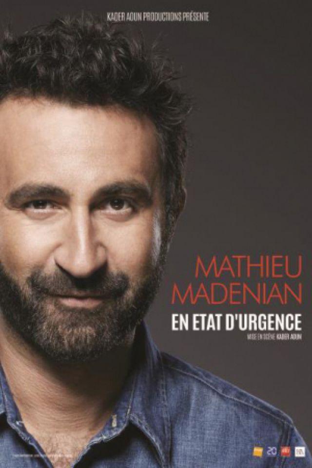 """Billets  MATHIEU MADENIAN """" EN ETAT D'URGENCE"""" - LE SILO"""