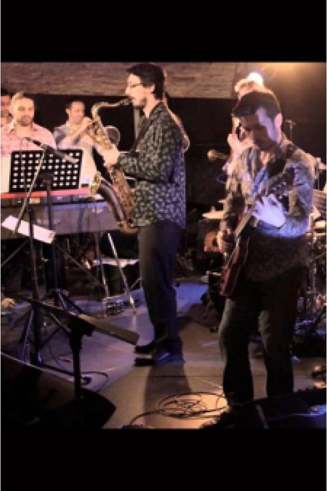 CU-BIGRE ! @ La Cave à Musique - MÂCON