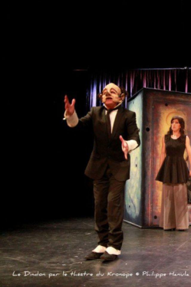 LE DINDON @ CENTRE CULTUREL ROBERT DESNOS - RIS-ORANGIS