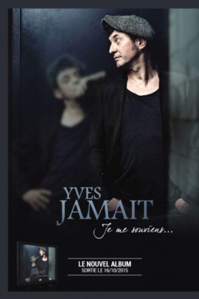 YVES JAMAIT @ Salle Pleyel - Paris