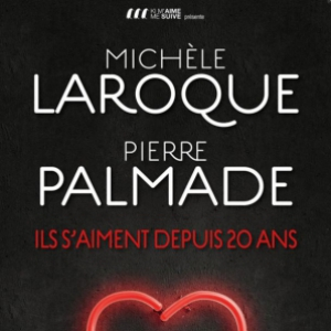 Carte MICHELE LAROQUE-PIERRE PALMADE