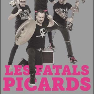 Concert LES FATALS PICARDS - Paris