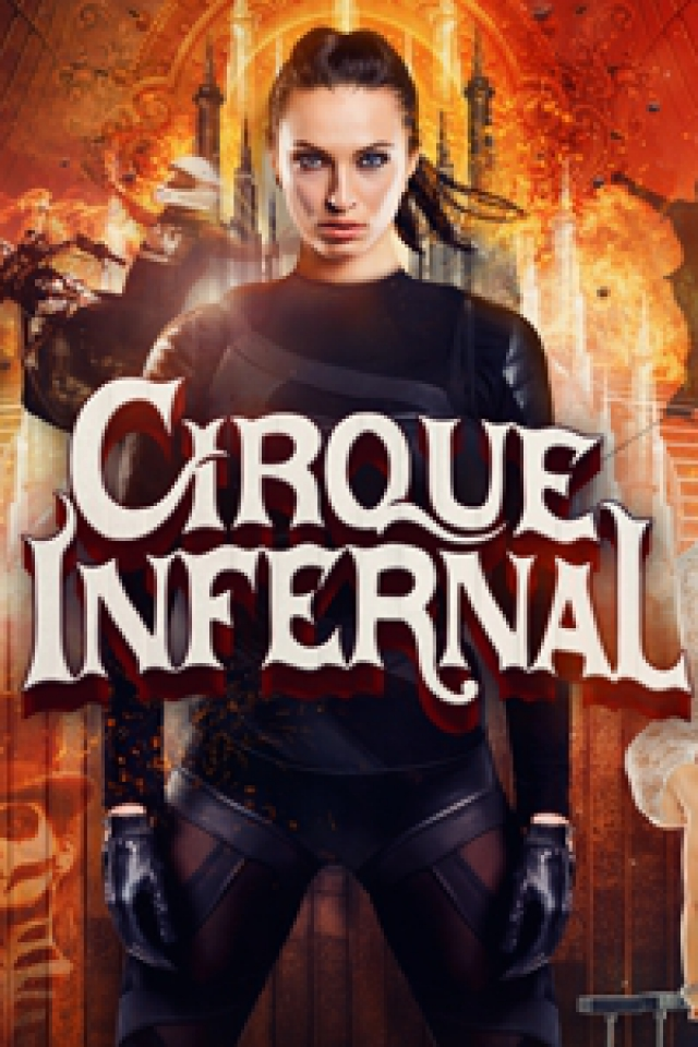 """Cirque Infernal @ Chapiteau """"Grand Blanc"""" - TOULOUSE"""