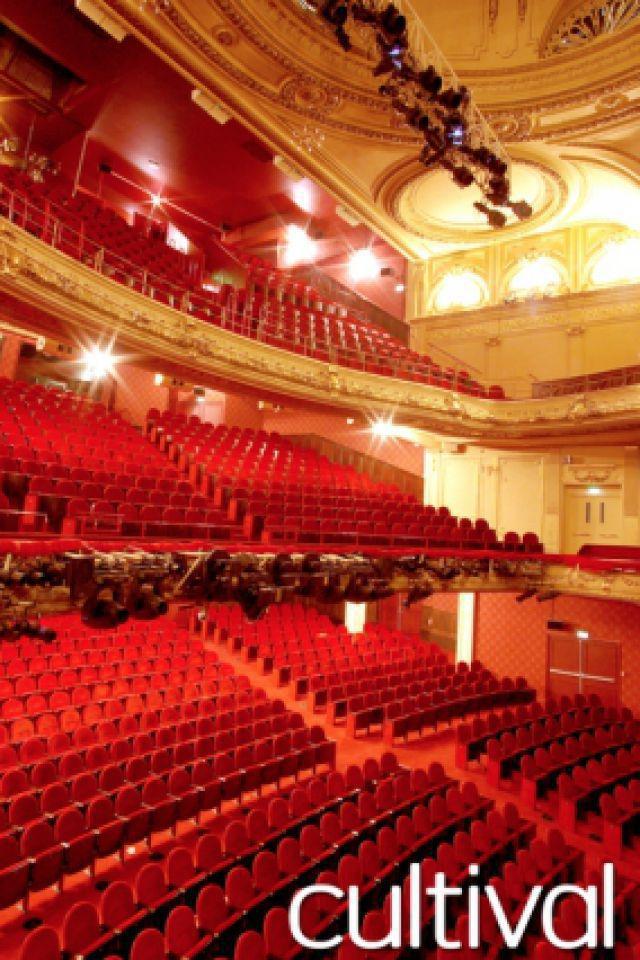 Les coulisses du Théâtre Mogador @ CULTIVAL - PARIS