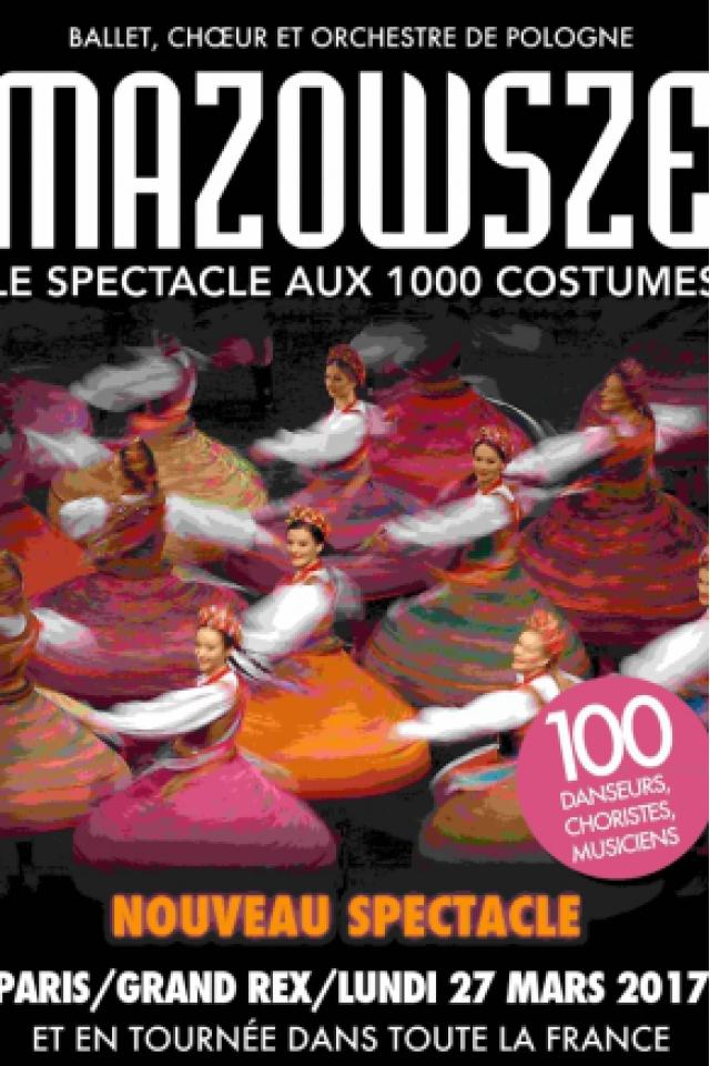 MAZOWSZE @ Le Grand Rex - Paris
