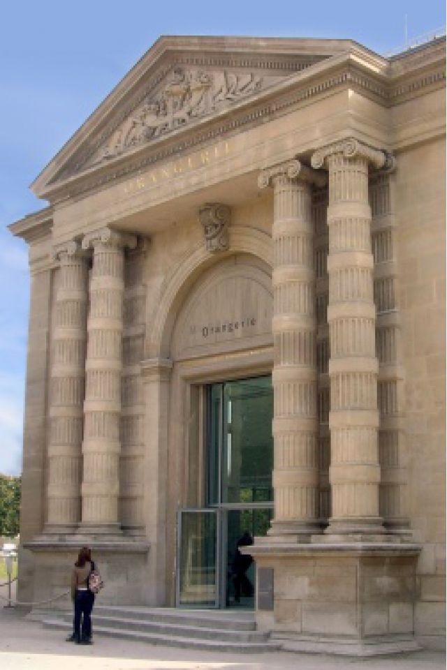 ENTREE - MUSEE DE L'ORANGERIE @ Musée de l'Orangerie - PARIS