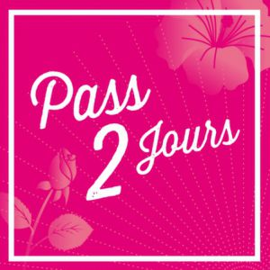 Festival SOLIDAYS 2016 - PASS 2 JOURS