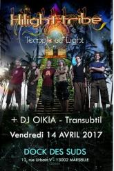 Concert Hilight Tribe @ Dock des Suds - Marseille
