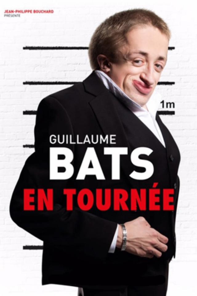GUILLAUME BATS @ LE SCENACLE  - BESANÇON