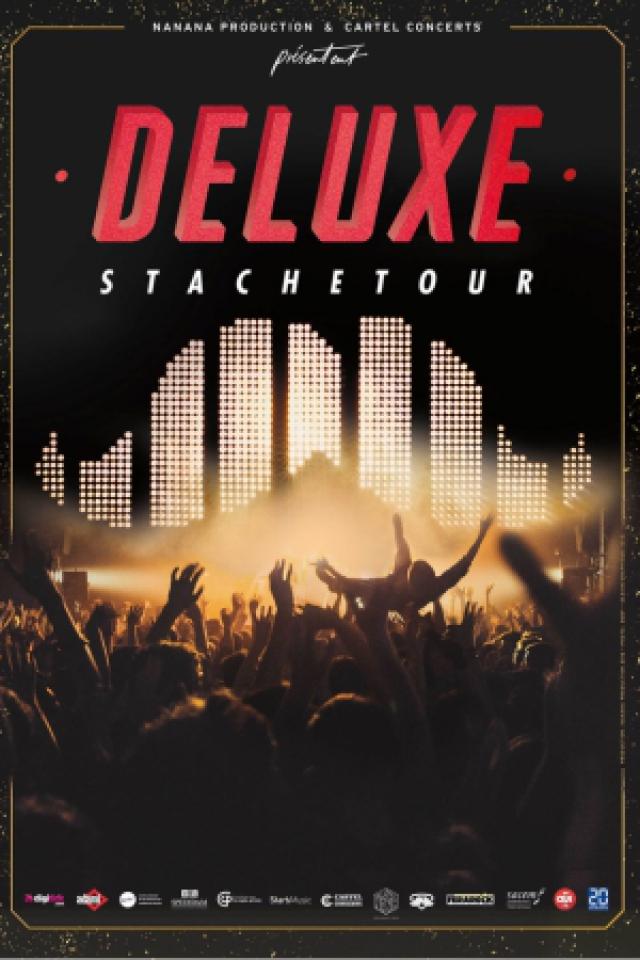 Concert DELUXE + 1ÈRE PARTIE