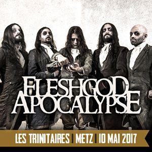 FLESHGOD APOCALYPSE + GUESTS @ Les Trinitaires - Chapelle+Caveau - Metz