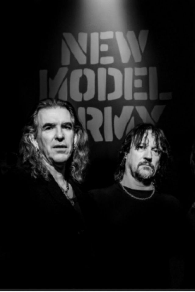 Concert NEW MODEL ARMY + Guest à RENNES @ Liberté // L'Etage - Billets & Places