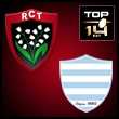 Match RC TOULON - RACING METRO 92 @ STADE MAYOL - Billets & Places