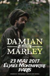 Concert DAMIAN « JR. GONG » MARLEY
