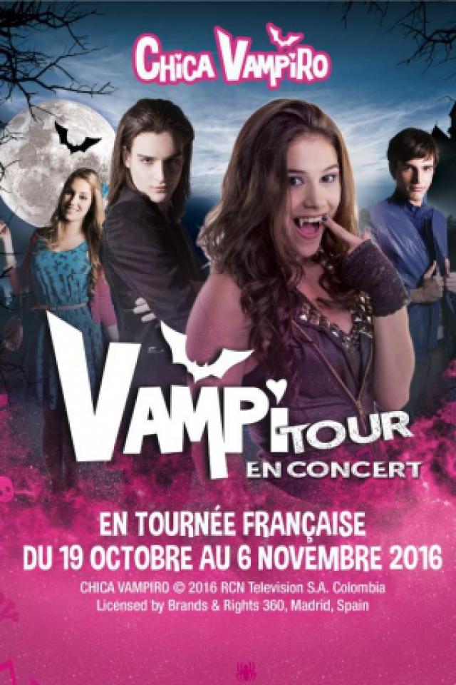 VAMPITOUR @ Zénith Oméga - Toulon