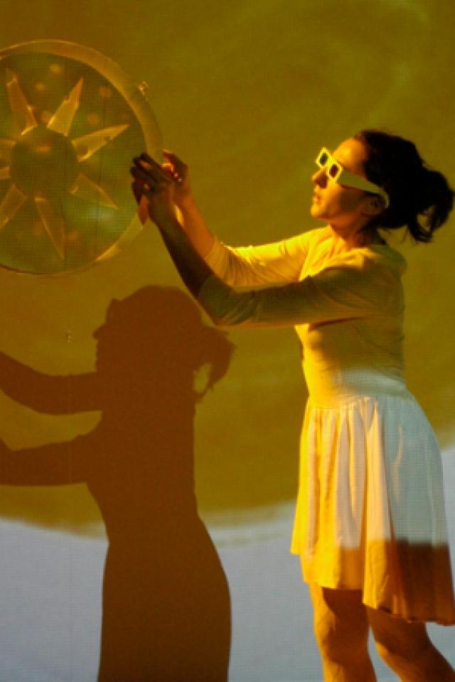 M C'EST COMME AIMER @ Théâtre de l'archipel / Carré NN - Perpignan