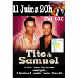 "Spectacle TITO ET SAMUEL ""LES LATINO LOVERS"