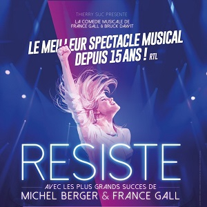 Spectacle RESISTE