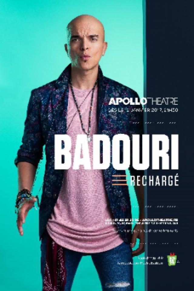 Rachid Badouri @ APOLLO THEATRE - PARIS