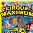LE CIRQUE MAXIMUM A FONTENAY LE COMTE