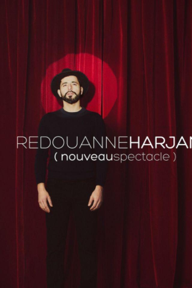 Billets Redouanne Harjane en spectacle à Nantes - Salle Paul Fort