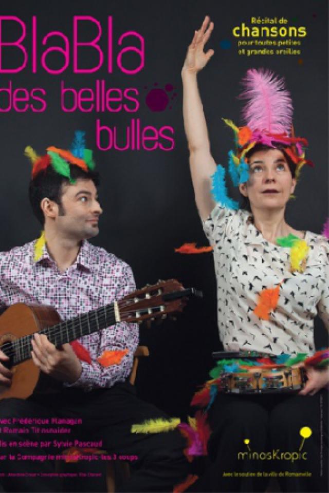 BlaBla des Belles Bulles @ Essaïon Théâtre - Paris