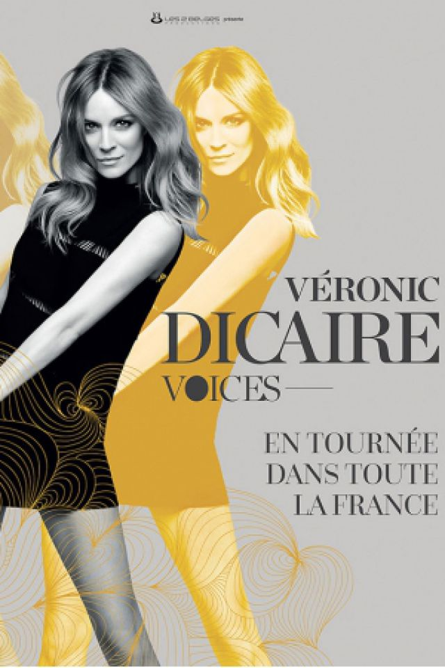 VERONIC DICAIRE @ Le Phare - Chambery Métropole