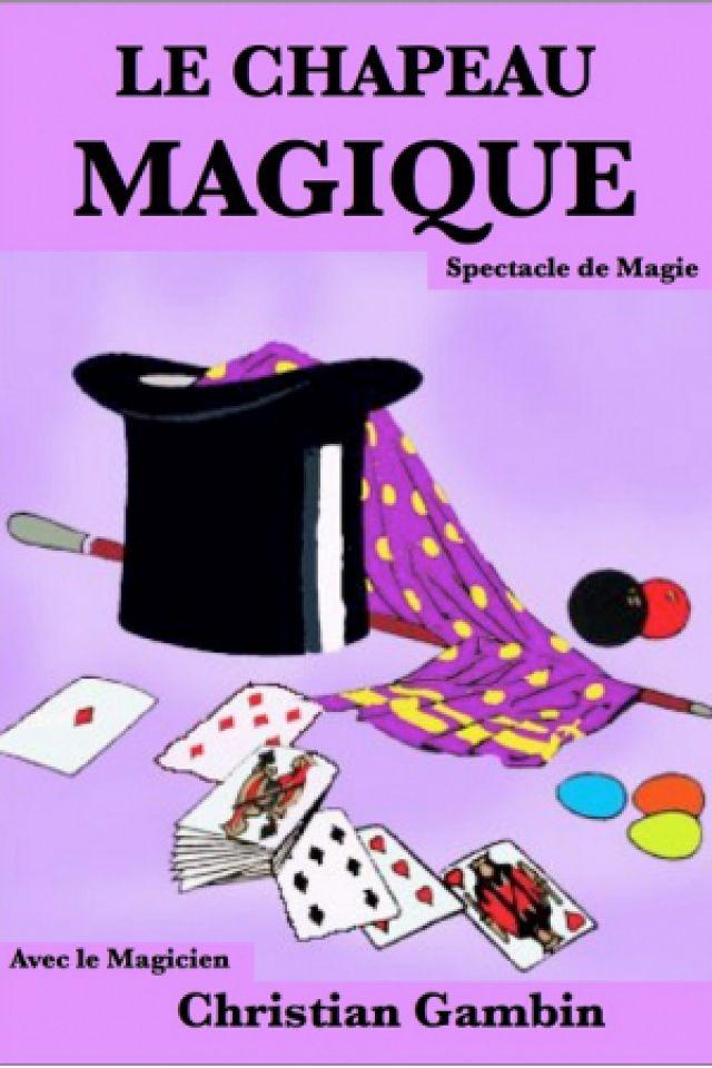 LE CHAPEAU MAGIQUE @ Antre Magique - Antre Acte Théâtre - Paris