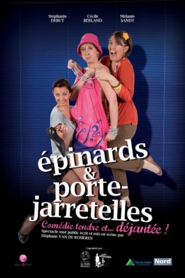 EPINARDS ET PORTE-JARRETELLES @ Théâtre Sébastopol - LILLE