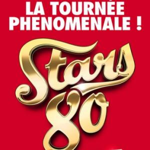 Concert STARS 80 - 10 ANS D�J�!