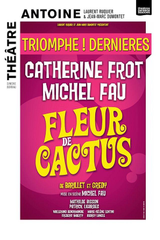 FLEUR DE CACTUS @ Théâtre Antoine - Paris