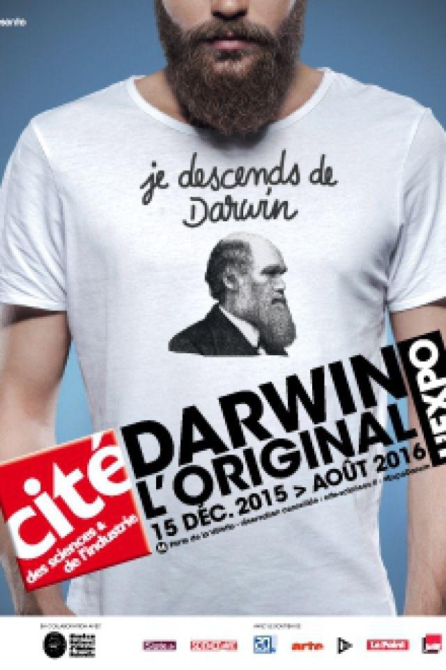 Darwin l'original (+Explora) @ Cité des Sciences et de l'Industrie - PARIS