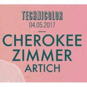 Soirée IBOAT - TECHNICOLOR: CHEROKEE, ZIMMER, ARTICH'