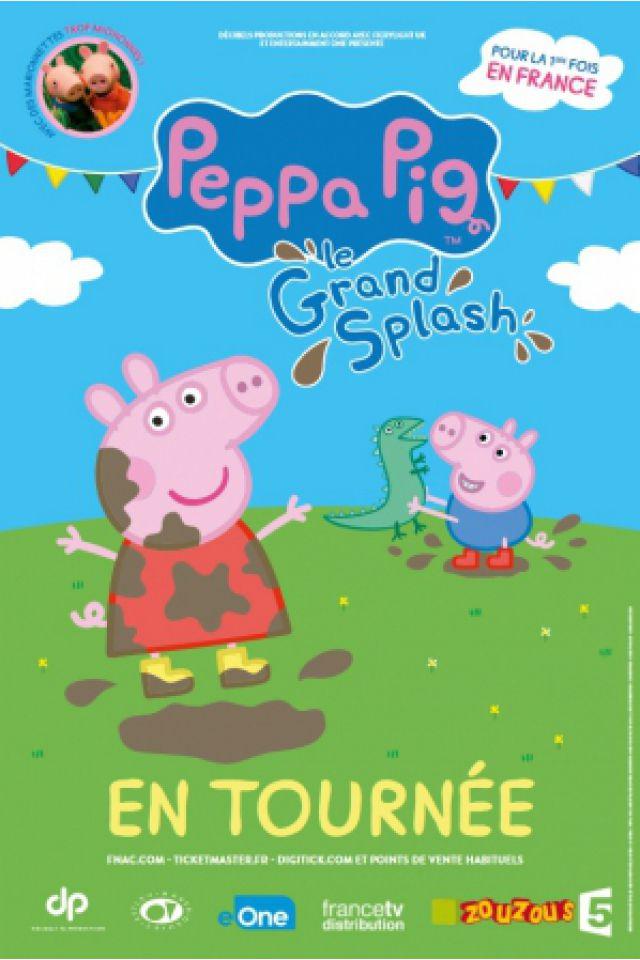 PEPPA PIG @ LE BASCALA - BRUGUIÈRES