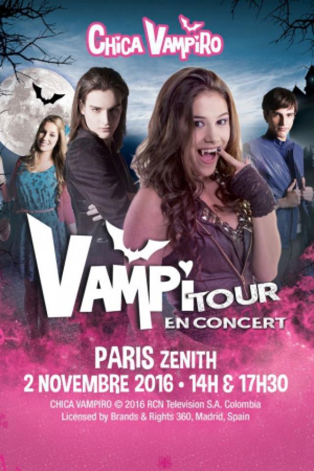 VAMPITOUR @ Zénith Paris La Villette - Paris