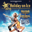 Spectacle HOLIDAY ON ICE 2015