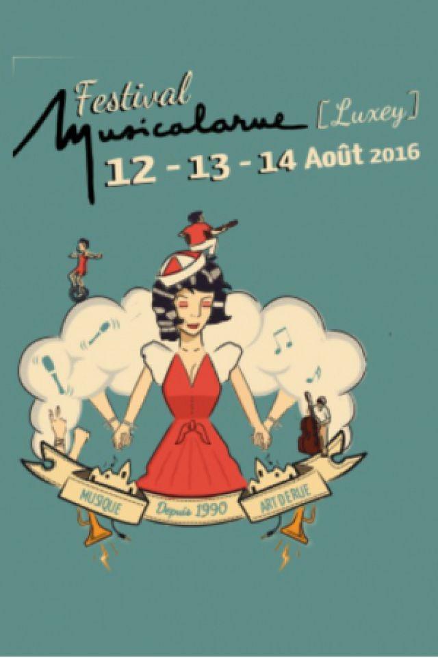FESTIVAL MUSICALARUE - PASS 2 JOURS SAMEDI DIMANCHE @ Musicalarue - Luxey