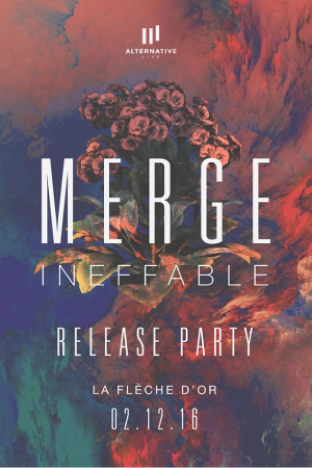 MERGE + PAERISH + TRI - HIDDEN PANIC @ La Flèche d'Or - PARIS