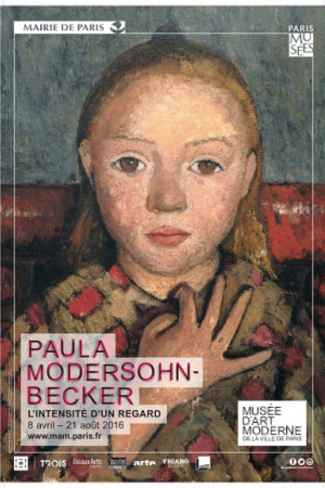 Paula Modersohn-Becker, l'intensité du regard @ Musée d'Art Moderne de la Ville de Paris - PARIS