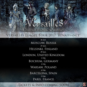Concert VERSAILLES